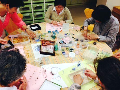 中国語教室学楽 浜大津アクセサリー教室