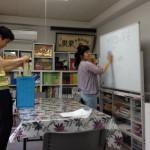 中国語教室学楽 代表 小瀬が初の動画撮影にチャレンジ!
