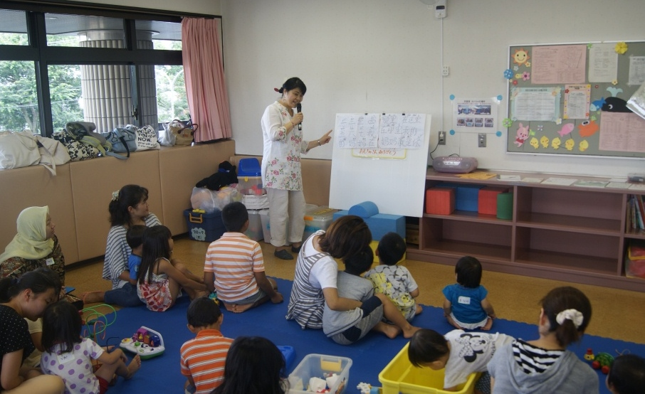 京都 中国語 学楽 長岡中央子育て講座