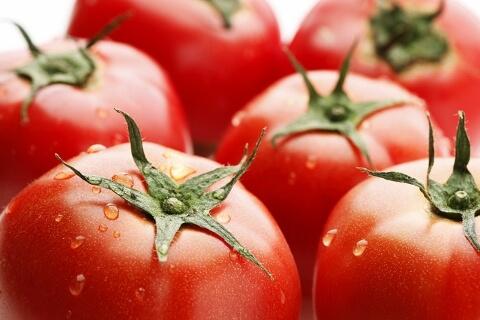 中国語教室学楽 陰陽五行説 赤い食物トマト