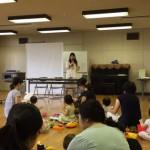 長岡京市中央公民館 多文化共生子育て講座