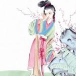 中国語への近道 ~漢詩の吟詠~