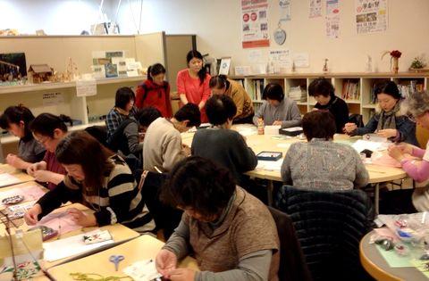 中国語教室学楽 アクセサリー教室
