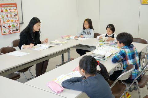 中国語教室学楽 ジュニア中国語教室 JR長岡京駅前教室