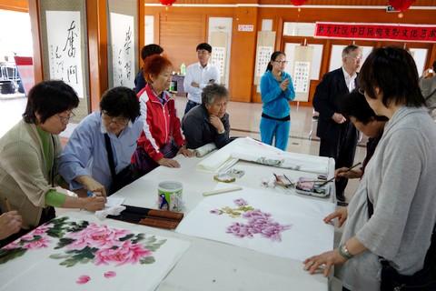 中国語教室学楽 ハルピン文化交流旅行 東北林業大学