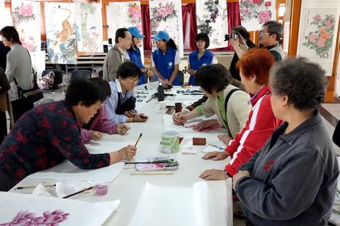 中国語教室学楽 ハルピン文化交流旅行 中日文化交流